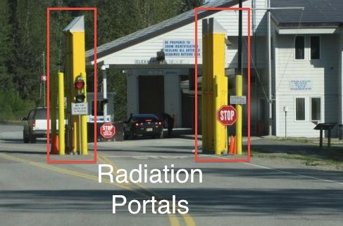 radiation portals image